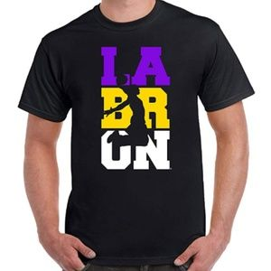 Other - LaBRON Basketball Men's T-Shirt